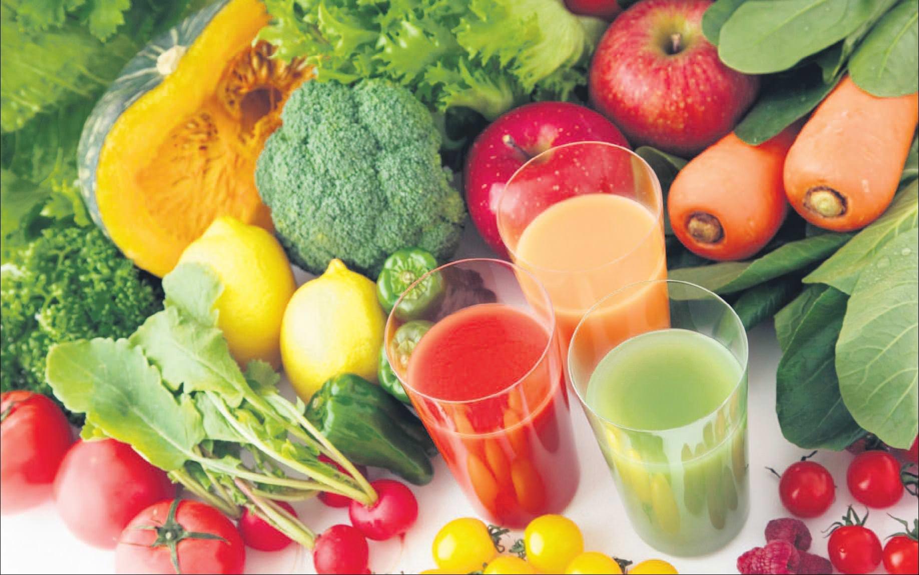 Zinde Bir Vücut İçin Antioksidan Gıdalar
