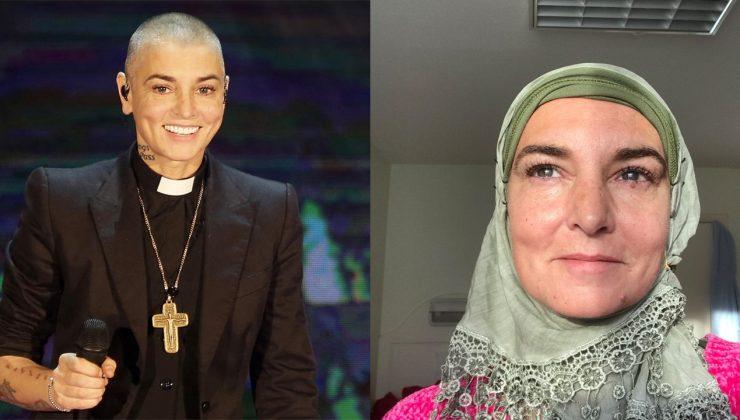 İrlandalı ünlü şarkıcı Sinead O'Connor Müslüman oldu