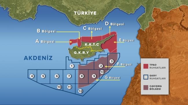 Doğu Akdeniz'deki gerilim artıyor