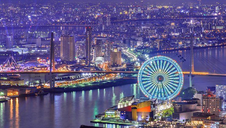 Japonya'nın Osaka kenti EXPO 2025'e ev sahipliği yapacak