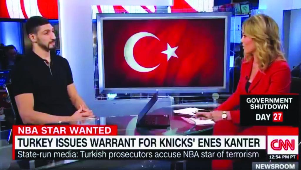 FETÖ'cü Kanter CNN'e ağladı: Kalbim ağrıyor'