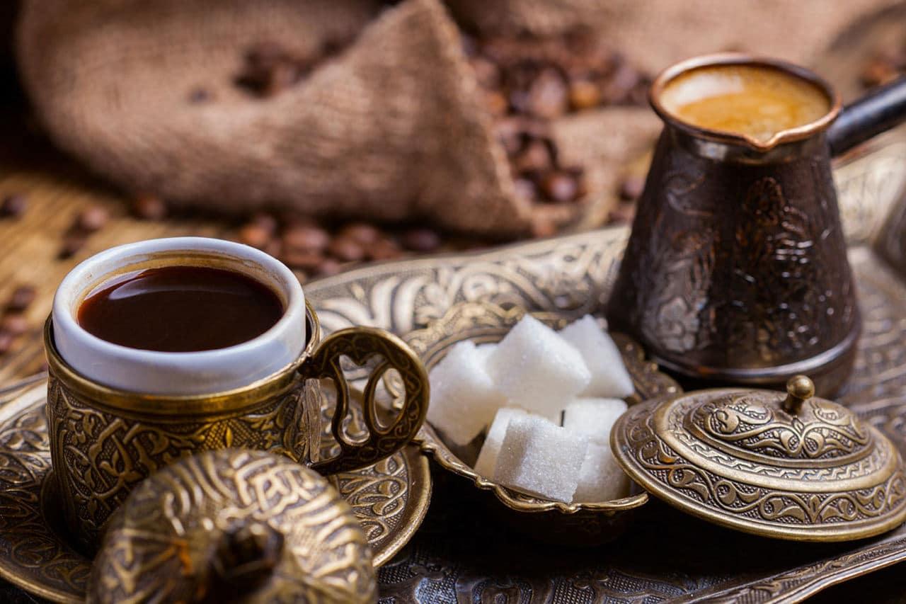 Osmanlı'dan günümüze değişmeyen lezzet: Dibek kahvesi