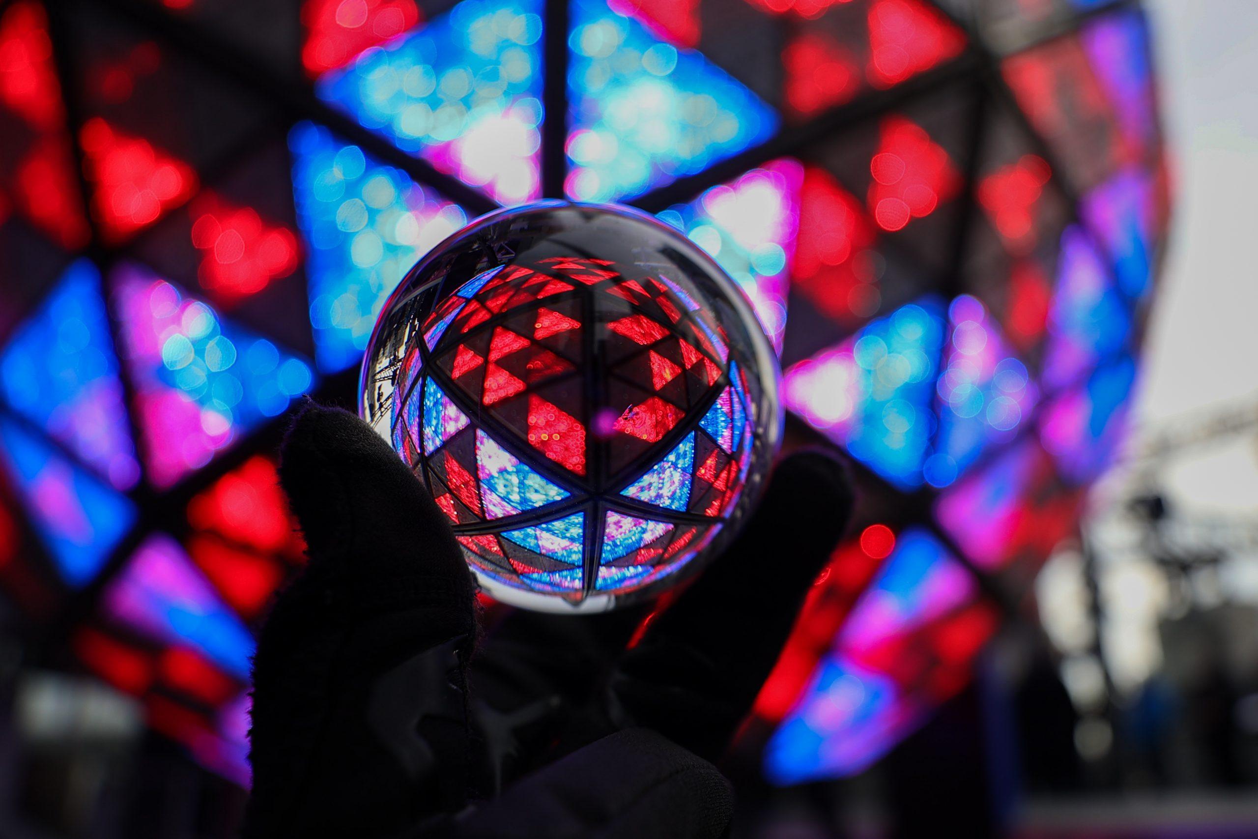 NY'nin yılbaşı geleneği 'kristal top' bu yıl sanal ortamda izlenecek