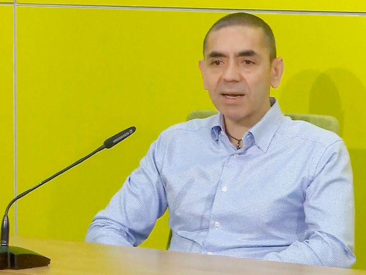 Prof. Şahin'den aşı açıklaması: Şu an durum iyi gözükmüyor
