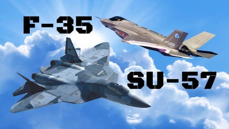 Rusya'dan ortalığı karıştıran F-35-Su-57 açıklaması