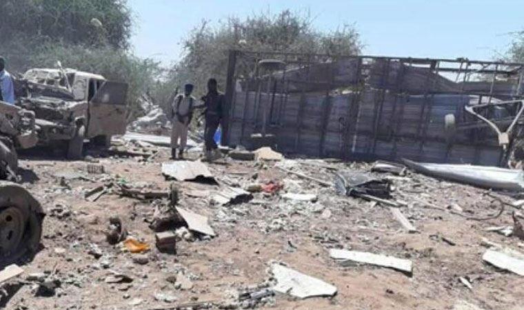 Somali'de Türk işçilerine terör saldırısı!