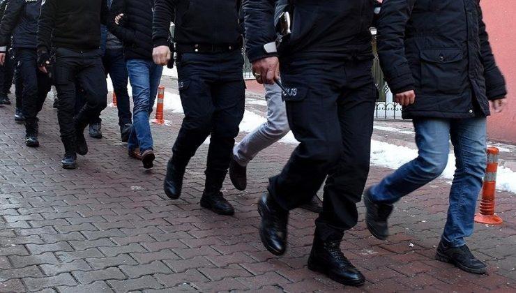 22 ilde dev operasyon: 50 kişi yakalandı