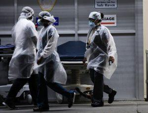 ABD'de Kovid-19'dan ölenlerin sayısı 505 bin 945'e yükseldi