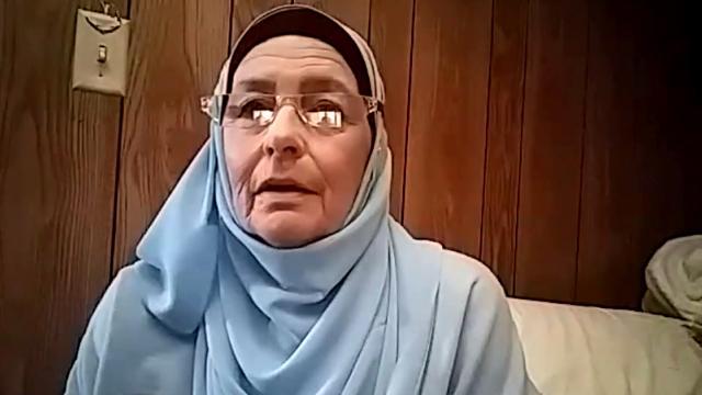 ABD'li kadın 'Diriliş Ertuğrul'dan etkilenerek Müslüman oldu
