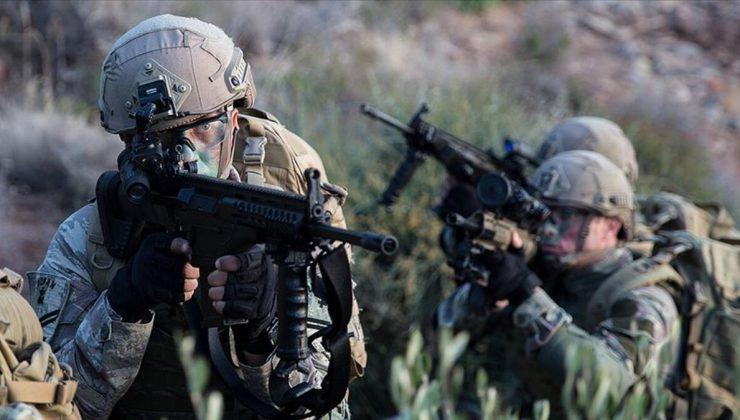 Barış Pınarı Bölgesi'nde 4 terörist öldürüldü