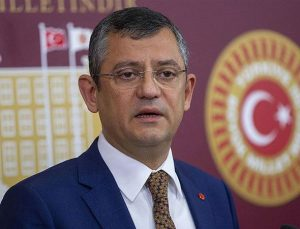 CHP'li Özel: Mesele vatandaşlarımızı kimin öldürdüğü değil