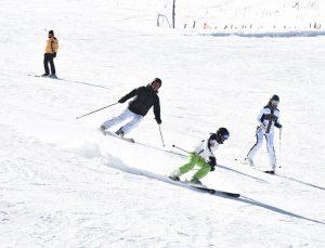 İş dünyası kar tatilinde
