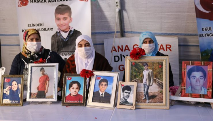 Diyarbakır anneleri 540 gündür evlat nöbetinde