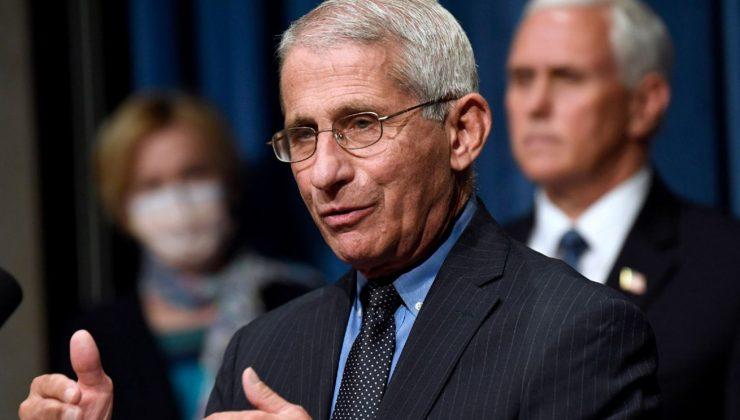 Dr. Anthony Fauci'den ABD için endişelendiren maske açıklaması