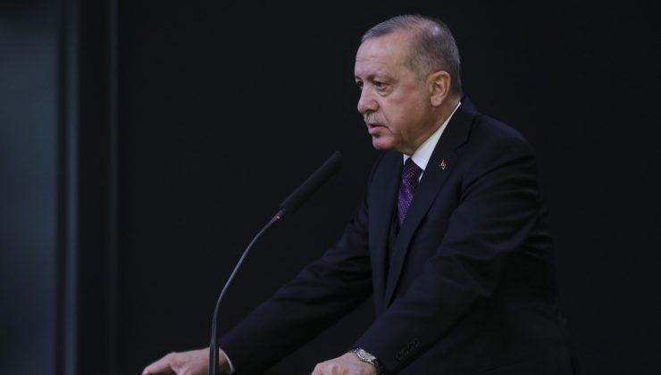 Erdoğan'dan uzay programlarını eleştirenlere tepki: Takoz olmalarına izin vermeyiz