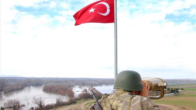 FETÖ ve PKK üyeleri sınırda yakalandı