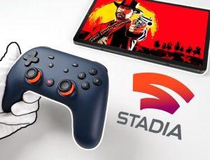 Google Stadia için yüzden fazla oyun yayınlanacak