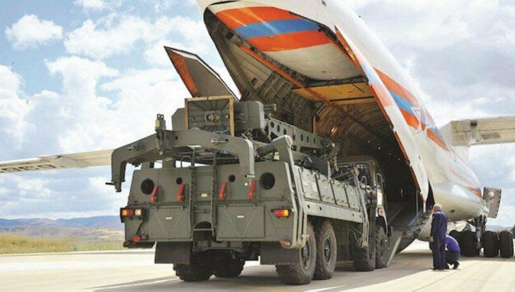 Pentagon: S-400'ler S-300'lerden daha büyük tehdit