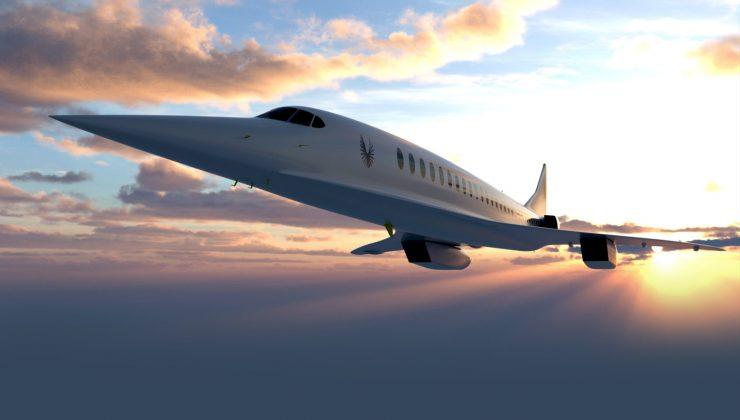 Rusya ile BAE, süpersonik yolcu uçağı geliştirecek