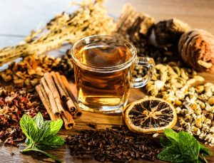 Soğuk algınlığıyla mücadeleye yardımcı 5 bitki çayı…
