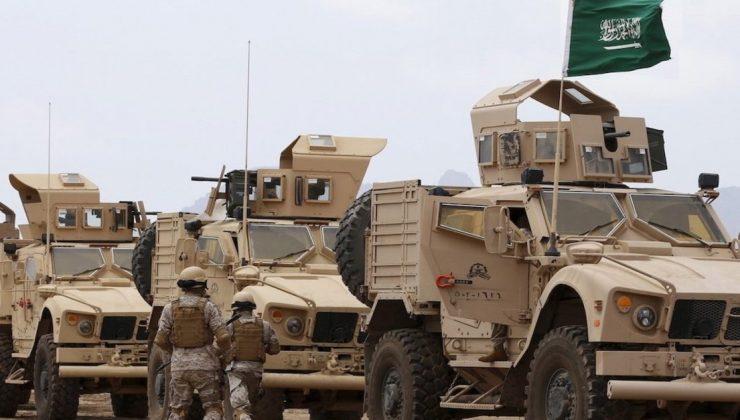 Suudi Arabistan, Husilere ait balistik füze ve İHA'ları düşürdü