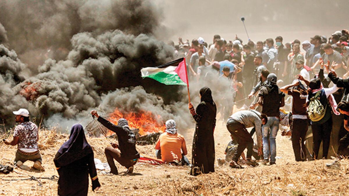 UCM, Filistin topraklarında işlenen suçlar için mahkemenin yargı yetkisinin olduğuna hükmetti