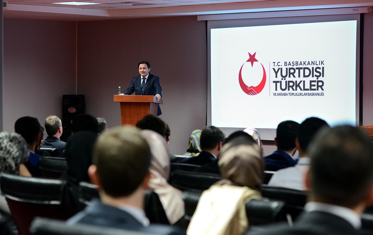 YTB, 2020 yılında yurt dışındaki vatandaşlara yönelik hizmetlerine devam etti