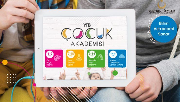 YTB Çocuk Akademisi Eğitimleri, tekrar başlıyor