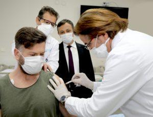Yerli aşı çalışmasında sona yaklaşıldı