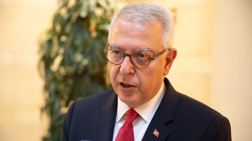 ABD'de yaşayan Türkler'den Washington Büyükelçisi Kılıç'a veda organizasyonu