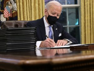 Biden'dan çok önemli Green Card kararı