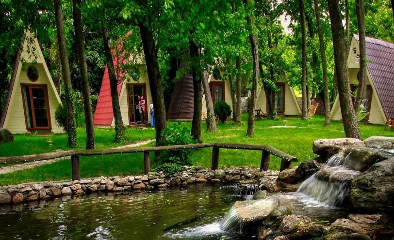 Maşukiye'de doğanın içinden bir güzellik: Cansu Tatil Köyü