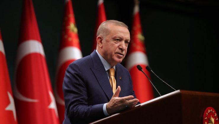 Erdoğan: Kademeli normalleşme Mart ayında başlayacak