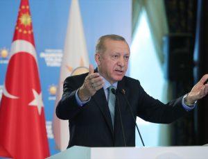 Erdoğan: Kanal İstanbul'la İstanbul güzelleşecek