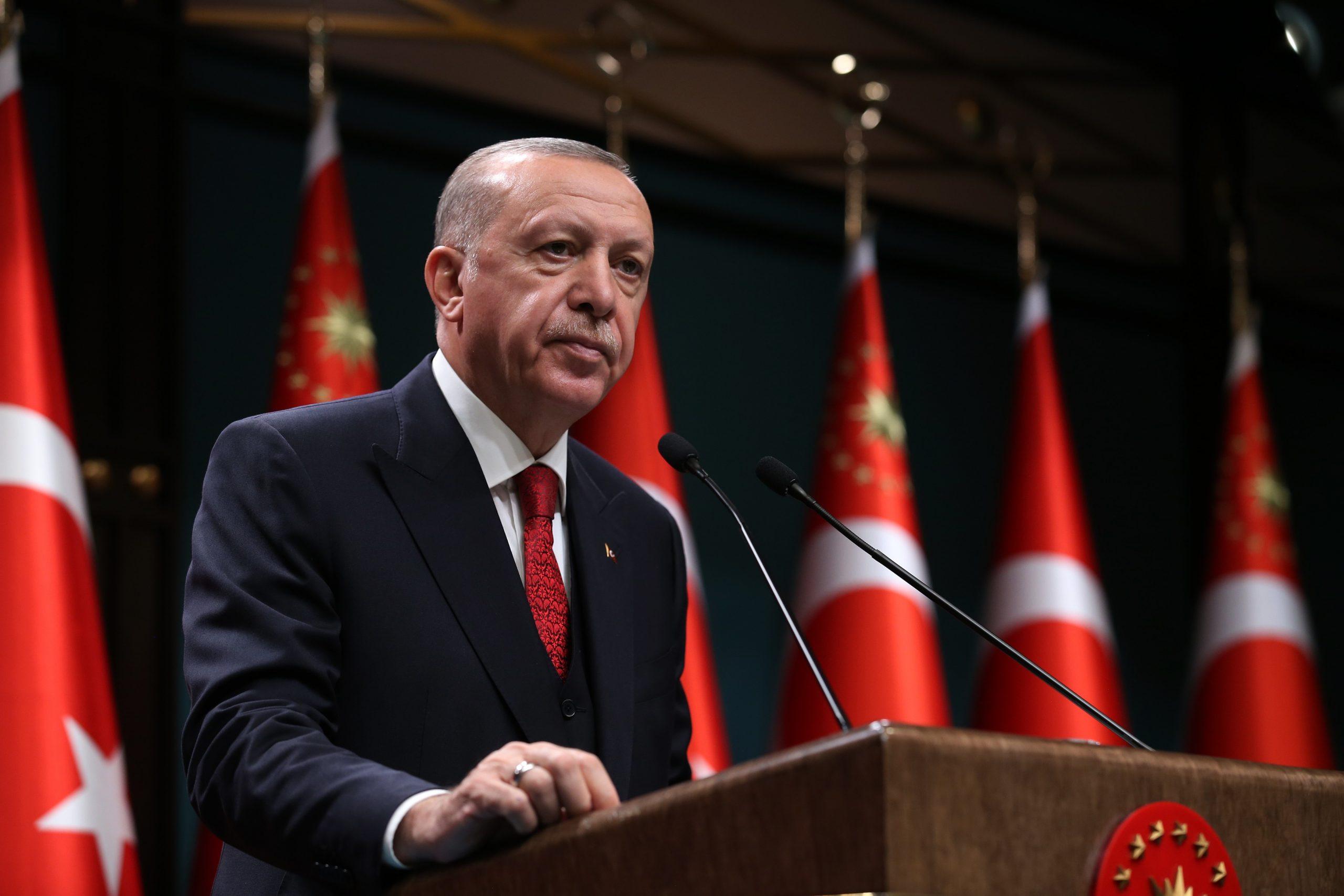 Erdoğan'dan 'Boğaziçi' açıklaması: Siz öğrenci misiniz yoksa terörist misiniz?
