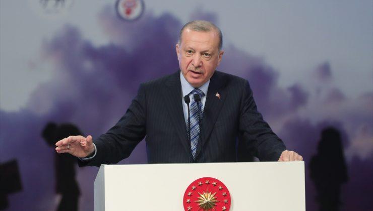Cumhurbaşkanı Erdoğan: Obama şahsımı arayıp destek istedi