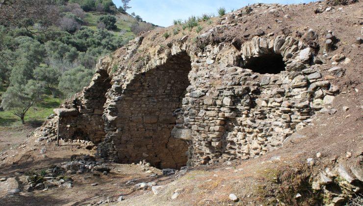 Roma'daki Kolezyum'un bir benzeri Aydın'da bulundu