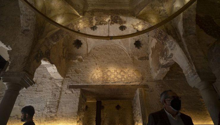 Sevilla'da bir barda 12. yüzyıldan kalma 'İslam hamamı' bulundu