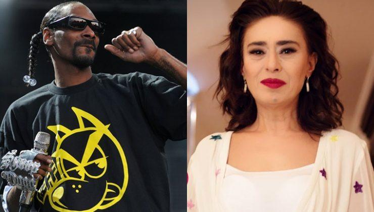 Ünlü rapçi Snoop Dogg'dan Yıldız Tilbe'li paylaşım
