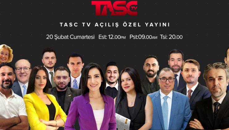 TASC TV, ABD'de kesintisiz yayın hayatına başladı