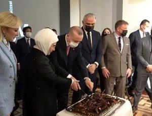 Ünlü aktör Statham'dan Erdoğan'a doğum günü sürprizi