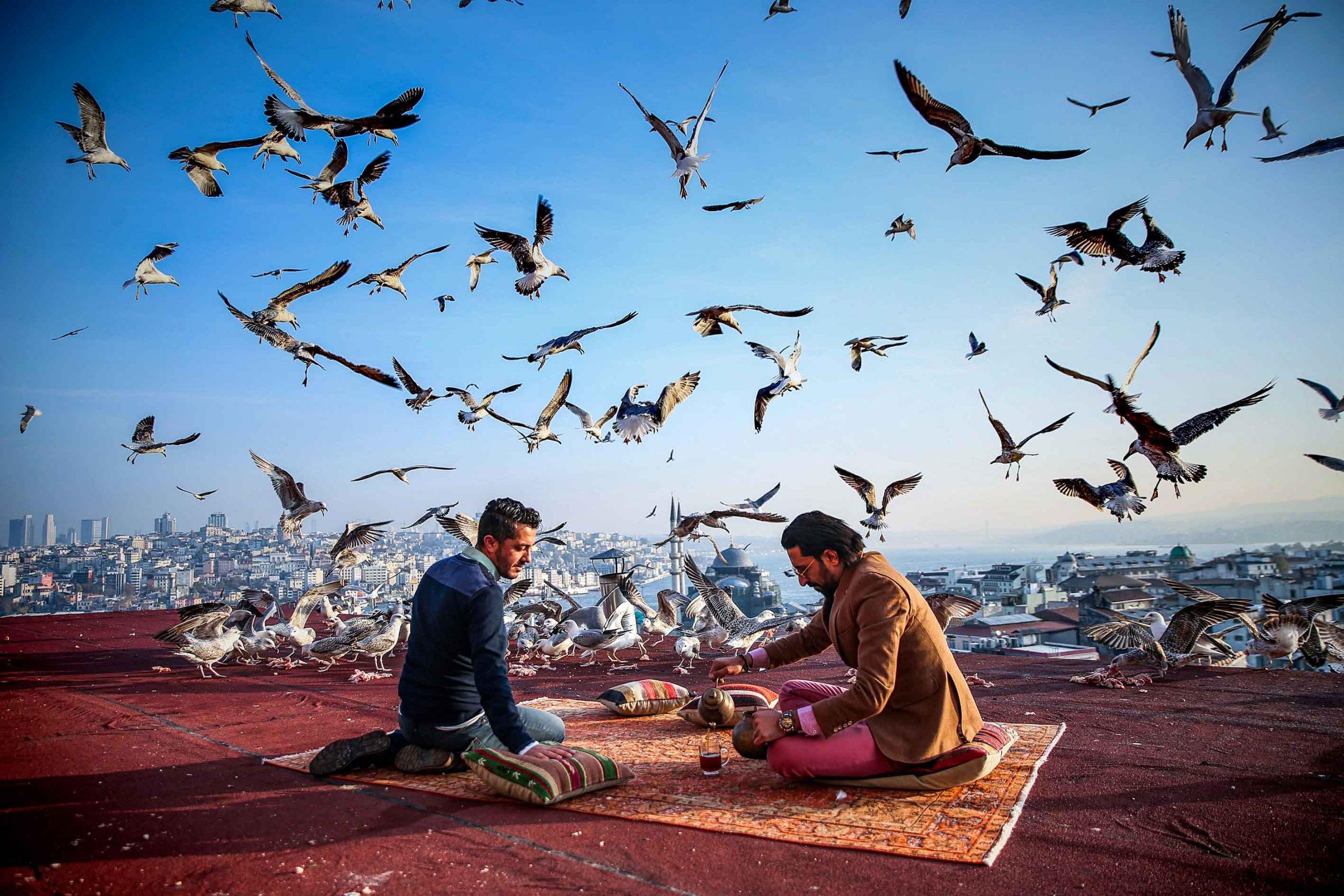 """Yılın Basın Fotoğrafları Yarışması'nda YTB desteğiyle """"Yurtdışı Türkler Özel Ödülü"""""""