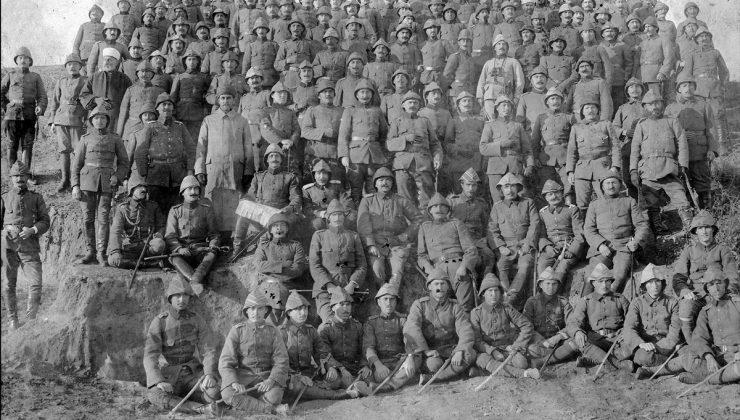 Çanakkale Zaferi'nin 106'ncı yıl dönümü! İşte destanın fotoğrafları