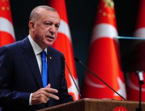 Erdoğan: Riskli illerde cumartesi günü sokağa çıkma kısıtlaması olacak