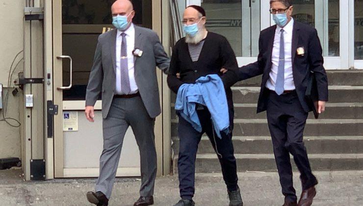 İsrail'e kaçan çocuk tacizcisi, ABD'ye iade edildi