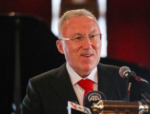 Büyükelçi Mercan, yeni görev yeri Washington'daki önceliklerini anlattı