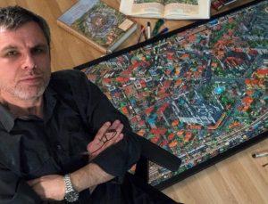 Tarık Tolunay'ın Blockchain ile imzaladığı eseri 36 bin dolara satıldı