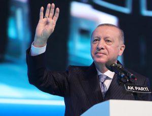 Erdoğan: Türkiye'yi geleceğe Cumhur İttifakı taşıyacak