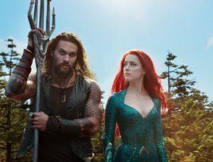 Depp hayranları, Amber Heard'ı Aquaman 2'de istemiyor