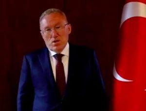 Büyükelçi Mercan'dan Türk-Amerikan toplumuna ilk mesaj